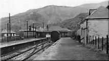 NN0858 : Ballachulish (Glencoe) Station by Ben Brooksbank