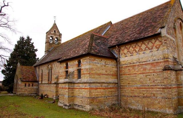St Barnabas Church at Horton-Cum-Studley