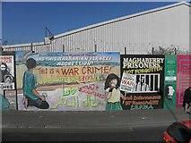 J3274 : Murals, West Belfast (7) by Kenneth  Allen