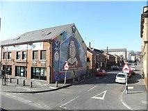 J3274 : Murals, West Belfast (9) by Kenneth  Allen