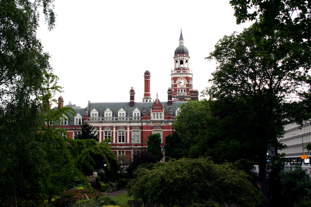 Croydon, Surrey:  Town Hall
