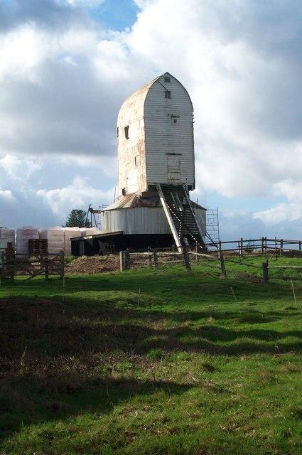 New Mill, Cross in Hand, Heathfield