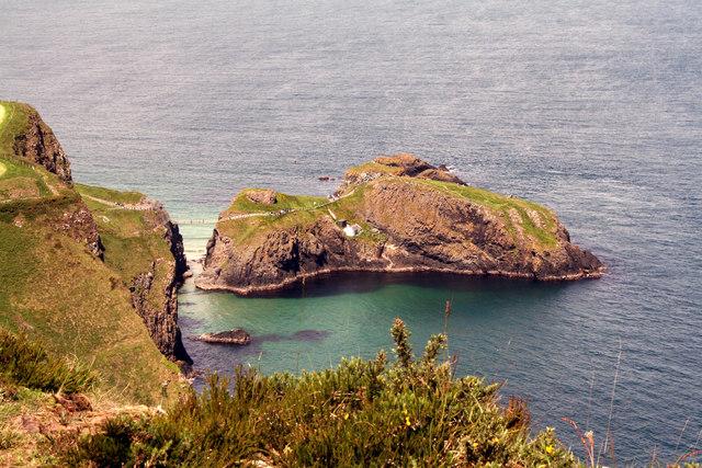 Carrick-a-Rede Island, Co. Antrim