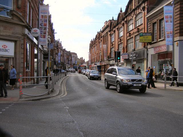 Stamford New Road, Altrincham