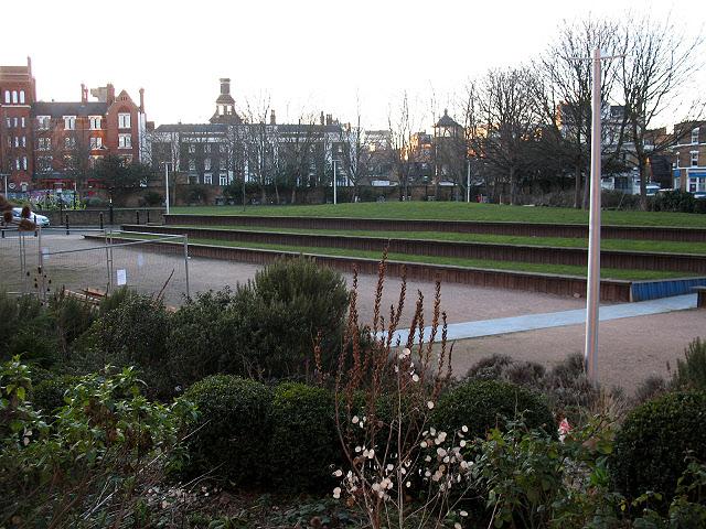 Mint Street Park, Southwark