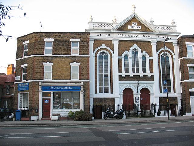 Welsh Congregational Chapel, Southwark