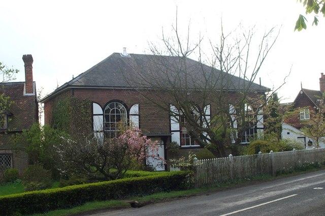 Former Baptist Chapel, Shovers Green