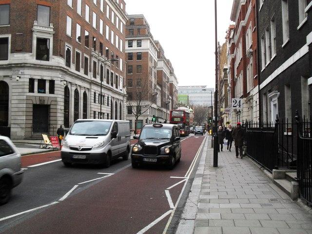 Bloomsbury Way, WC1