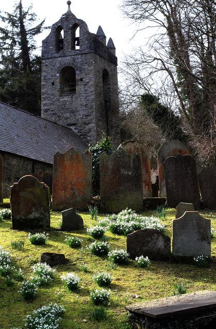 Kirk Braddan Old Church (St Braddan)