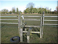 TL6855 : Obstacle course, aka public footpath by Hugh Venables