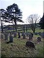 SD2677 : St Michael and The Holy Angels Church, Pennington, Graveyard by Alexander P Kapp