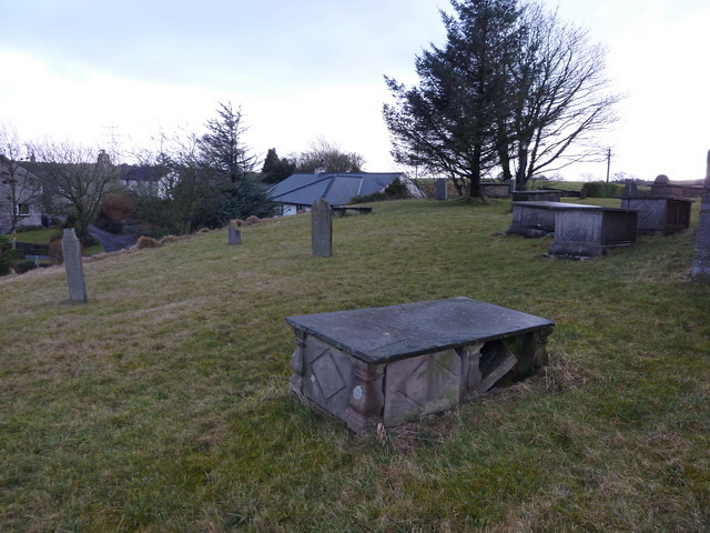 St Michael and The Holy Angels Church, Pennington, Graveyard