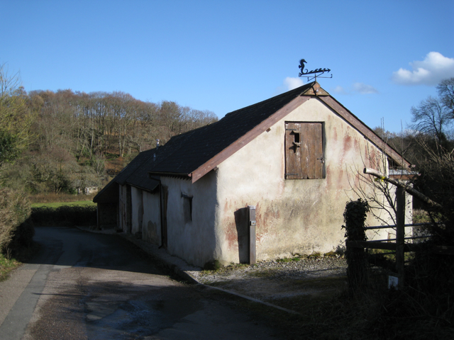Converted farm buildings, Fosterville