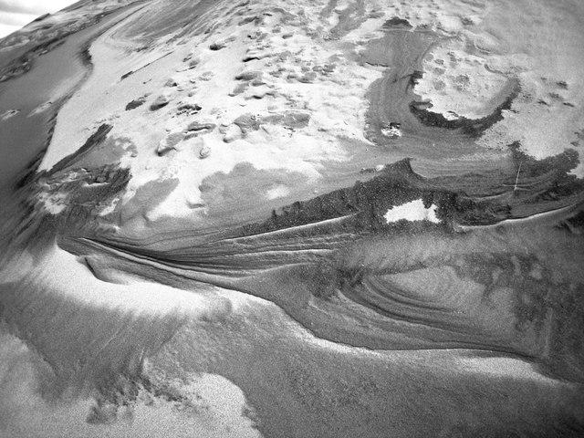 Newburgh: sand dunes