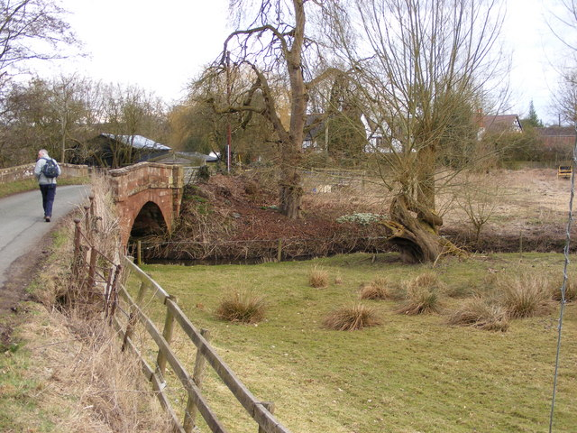 Stableford Bridge View
