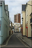 SZ9398 : Norfolk Street, Bognor Regis by Peter Trimming