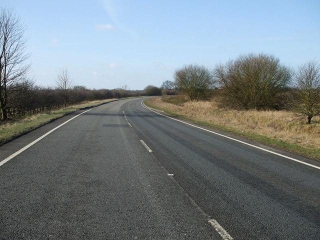 A507 - west bound