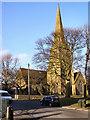 SD7505 : Holy Trinity Church, Prestolee by David Dixon