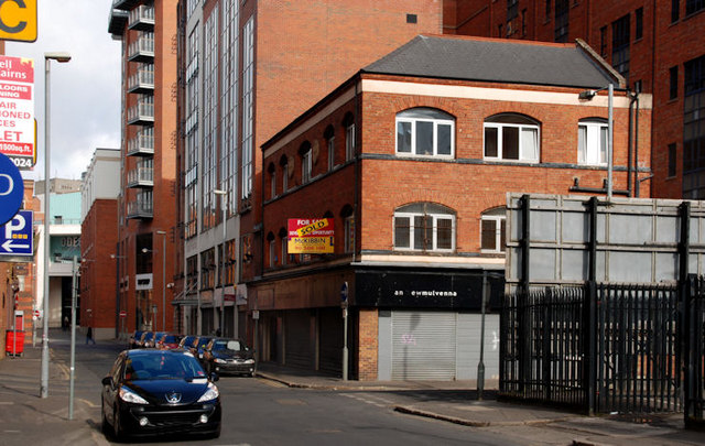 Nos 14-18 Montgomery Street, Belfast
