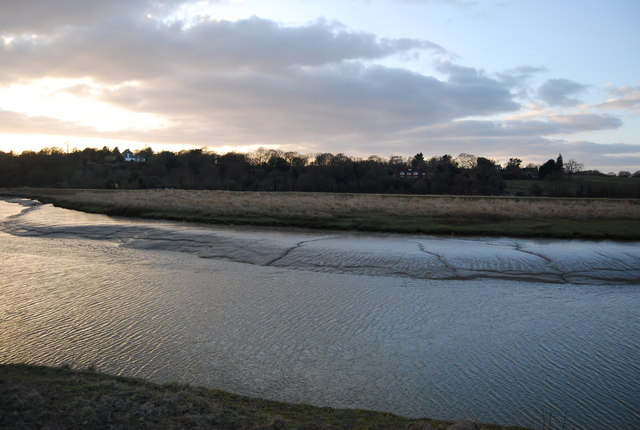 Mudflats on the River Rother