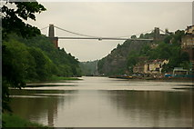 ST5673 : Clifton Suspension Bridge by ROGER ROBERTS