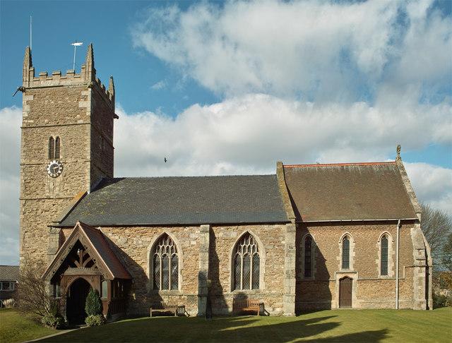Church of St. John the Baptist, Alkborough