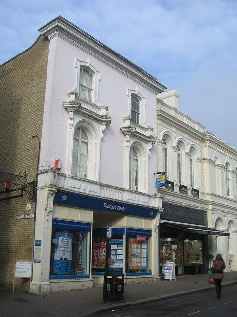 Thomas Cook - King Street
