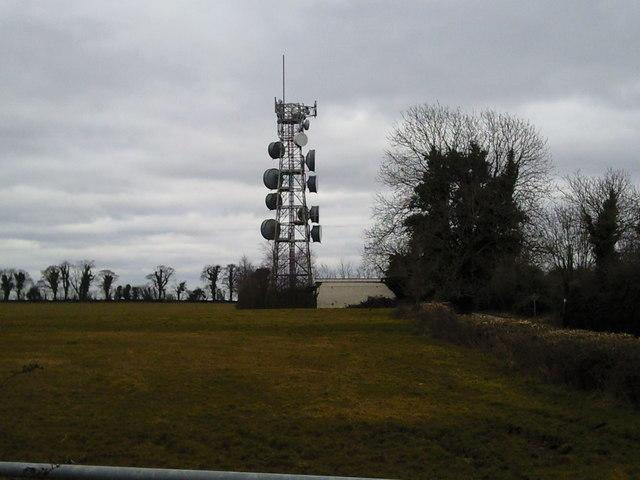 Telecommunications Mast, Proudstown, Co Meath