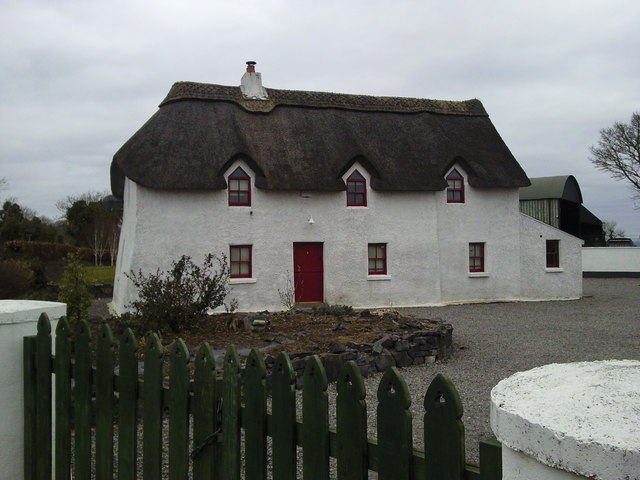 Thatched Cottage, Co Meath