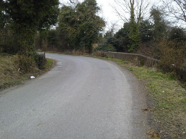 Bridge, Flemingtown, Co Meath
