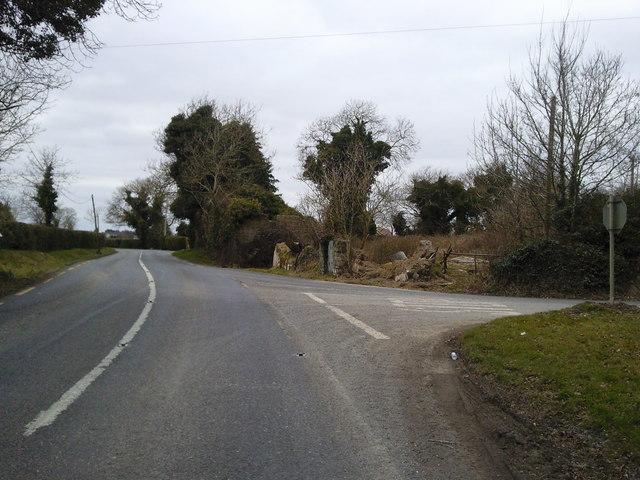 Junction, Rackenstown, Co Meath