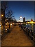 O1634 : City Quay, Dublin by Gareth James