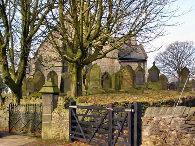 Parish Church of St John the Baptist, Bircle