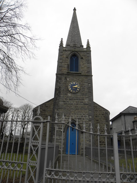 St. Bride's Church of Ireland, Oldcastle