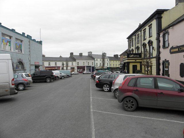 The Square Oldcastle