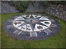 SD3876 : Millennium wheel, Allithwaite by Alexander P Kapp