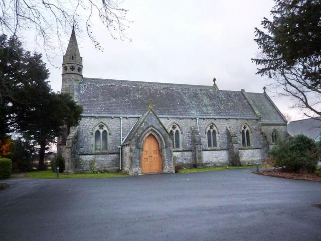 Church of Mary, Allithwaite