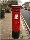TQ2475 : Pillar box, Deodar Road, Putney by Derek Harper