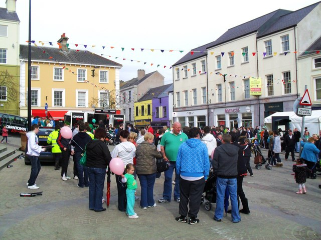St. Patrick's Day Parade: Armagh 2010 (1)