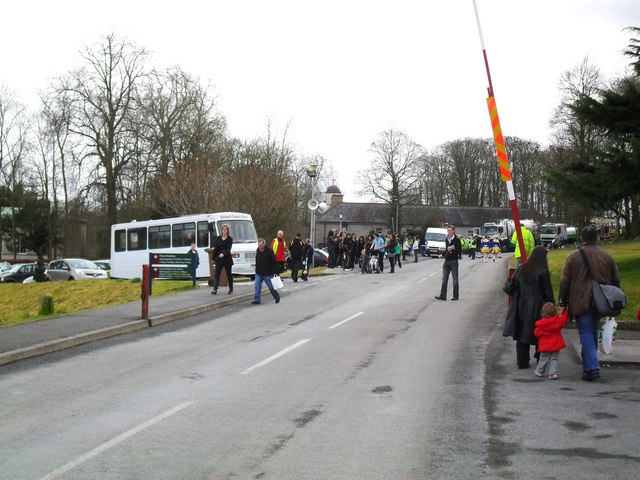 St. Patrick's Day Parade: Armagh 2010 (5)