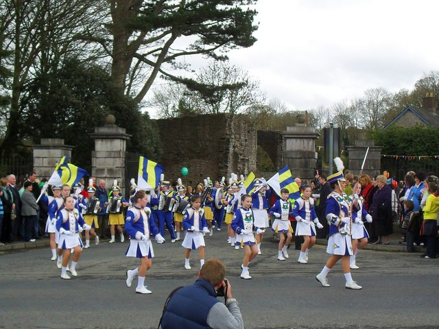 St. Patrick's Day Parade: Armagh 2010 (10)