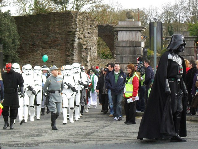 St. Patrick's Day Parade: Armagh 2010 (12)