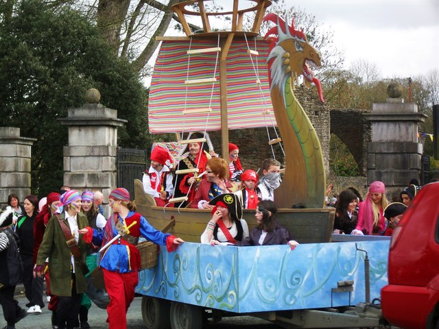 St. Patrick's Day Parade: Armagh 2010 (13)