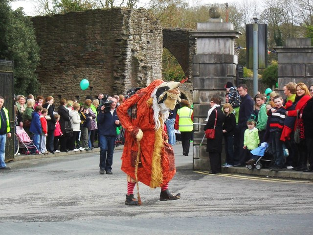 St. Patrick's Day Parade: Armagh 2010 (14)