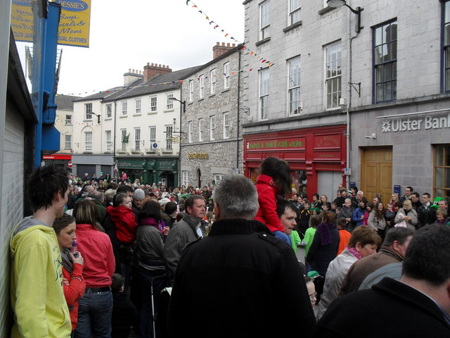 St. Patrick's Day Parade: Armagh 2010 (16)
