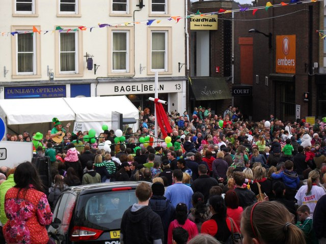 St. Patrick's Day Parade: Armagh 2010 (17)