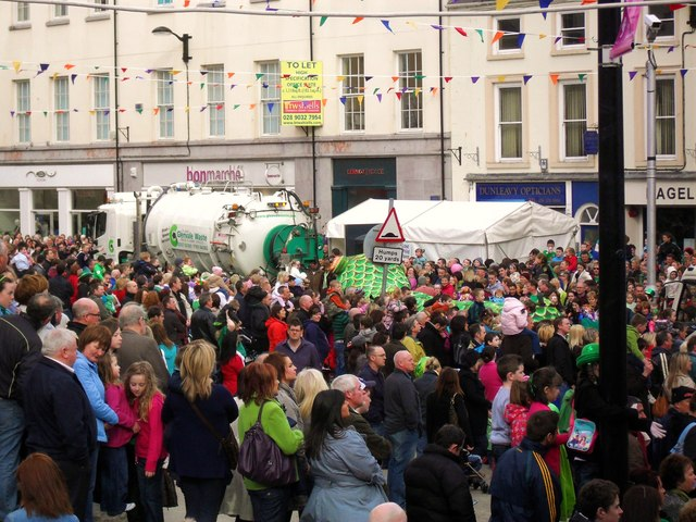 St. Patrick's Day Parade: Armagh 2010 (18)