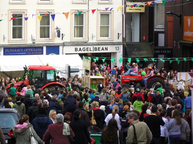 St. Patrick's Day Parade: Armagh 2010 (19)