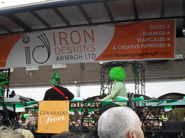 St. Patrick's Day Parade: Armagh 2010 (20)