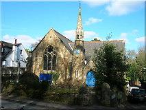 SK6443 : Burton Joyce United Reformed Church by JThomas